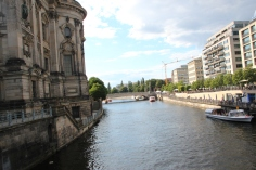 Within Berlin there are over 180km of navigable waterways