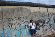 Celebrating 25 years since the Berlin Wall came down