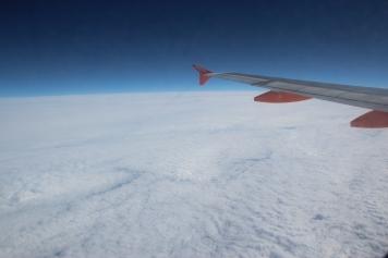 The sea of cloud
