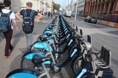 The Boris Bikes